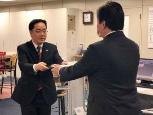 """Canonグランドアスロン2018""""シルバー6コース""""で優勝"""